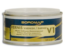 SOROMAP Vernis monocomposant V1 Satiné 250ml