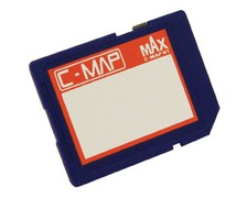 C-MAP Max SD Card
