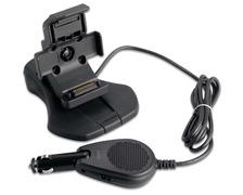 GARMIN Support auto avec cable allume-cigare et haut parleur