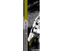 Kakémono Equipement Moteur 530mmx1600mm
