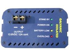 SCHEIBER Convertisseur de tension DC/DC Booster 12V 8A