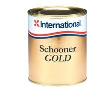 INTERNATIONAL Vernis Schooner gold 0.75L