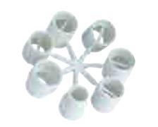 SCOPREGA Adaptateurs pour gonfleurs électriques SP712