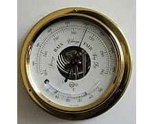 BARIGO Regatta baromètre thermo. laiton