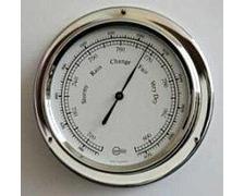 BARIGO Regatta baromètre chrome