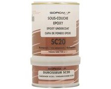 SOROMAP Sous-couche époxy SC 20 – 2,5 L