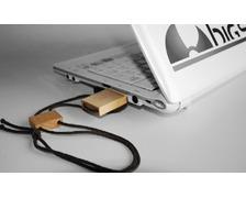 BIGSHIP Clef USB bois 1Go