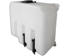 OSCULATI Kit lave glace réservoir 9,7L double pompe 12V