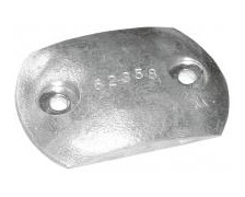 BIGSHIP Anode Renault-couach plaque safran blister