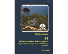 SHOM Répertoire des radiosignaux