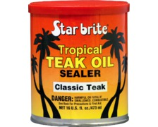 STAR BRITE Tropical Teak oil Classic Teak 473mL