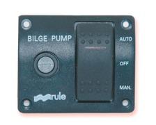 RULE Tableau de commande LED + interrupteur 12V