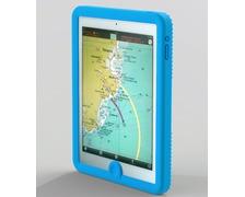 LIFEDGE Etui étanche iPad 1 - bleu