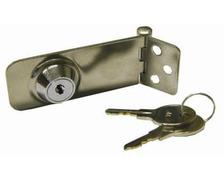 BIGSHIP Charnière à clé en inox 80x30 fermée