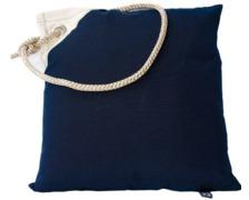 MARINE BUSINESS Coussins bleu marine (x2)