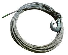 Goliath c ble acier avec crochet 10m sangles cables - Cable acier 6mm ...
