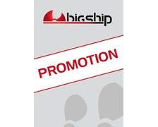 BIGSHIP Affiche 450 x 630mm Promotion
