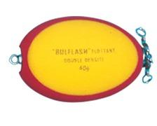 FLASHMER Bulflash ovale double densite 40g