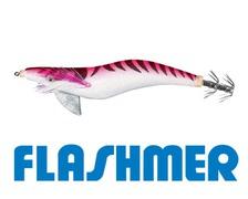 FLASHMER Turlutte kariba 12cm tissu rose