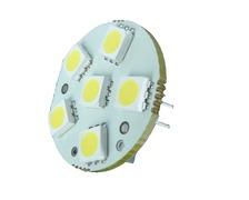 MANTAGUA Ampoule LED G4 verticale 10W blanc chaud dif. 120°