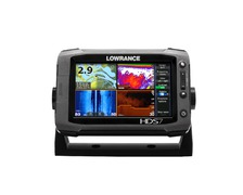 LOWRANCE HDS 7 Touch sonde TA 83/200 kHz