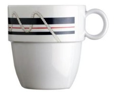MARINE BUSINESS Cannes mugs antidérapants (x6)
