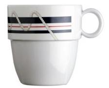 MARINE BUSINESS Cannes mugs antidérapants (x6)