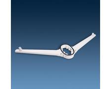 SEAVIEW Kit barres de flèche pour Support Radome & Satdome M