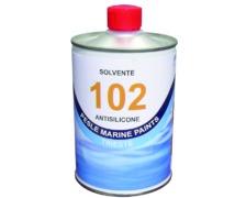 MARLIN Solvant antisilicone N°102 0.5L