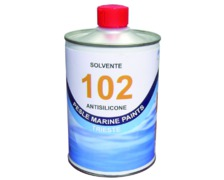 MARLIN Solvant antisilicone N°102 1L