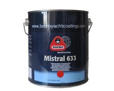 BOERO Antifouling Mistral 633 2,5L rouge 193