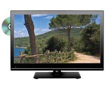 STANLINE Téléviseur 22 HD dalle inversé + lecteur DVD
