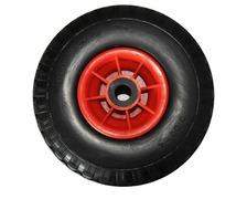 Roue Increvable corps rouge Ø 260 alésage Ø20 , 120kg