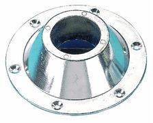 Support pour pied de table - aluminium