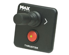 MAX POWER Joystick de commande noir