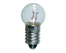 Ampoule E10  6V - 6W (feu à retournement) les 2