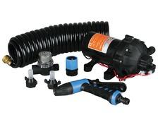 Kit pompe de lavage 12V 18.9L/min