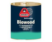 BOERO Lasure Biowood 0,75L acajou