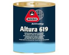 BOERO Antifouling Altura 619  0,75L gris moyen