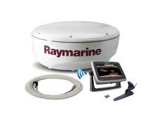 RAYMARINE Pack a77 avec Quantum 18'' et carte Navionics Silv