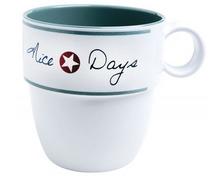 MARINE BUSINESS Enjoy Life mugs (x6)
