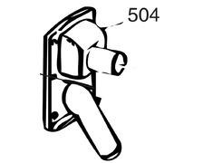 RM69 Couvercle de valve d'admission