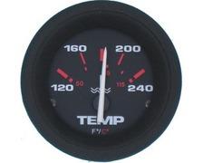 VEETHREE Amega Ø52mm température d'eau 120 - 240°F type US