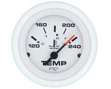 VEETHREE Artic Ø52mm température d'eau 120 - 240°F type US