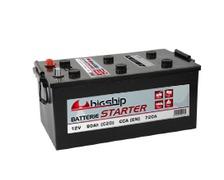 BIGSHIP Batterie starter 180Ah