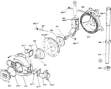 RM69 Kit réparation pour pompe de cale