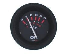 VEETHREE Amega Ø52mm manomètre huile 0 - 5 bars type VDO