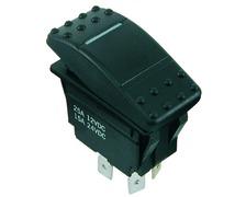 Interrupteur à bascule lumineux 25A on/off
