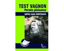 VAGNON Test Permis plaisance, option eaux interieures