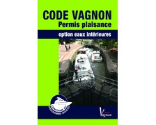 VAGNON Code permis plaisance option eaux intérieures